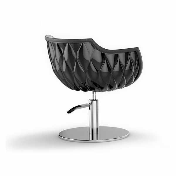 pearl chair black
