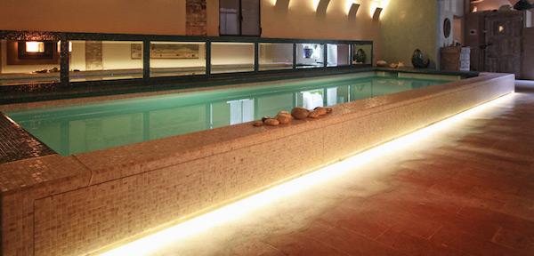 piscine luxury