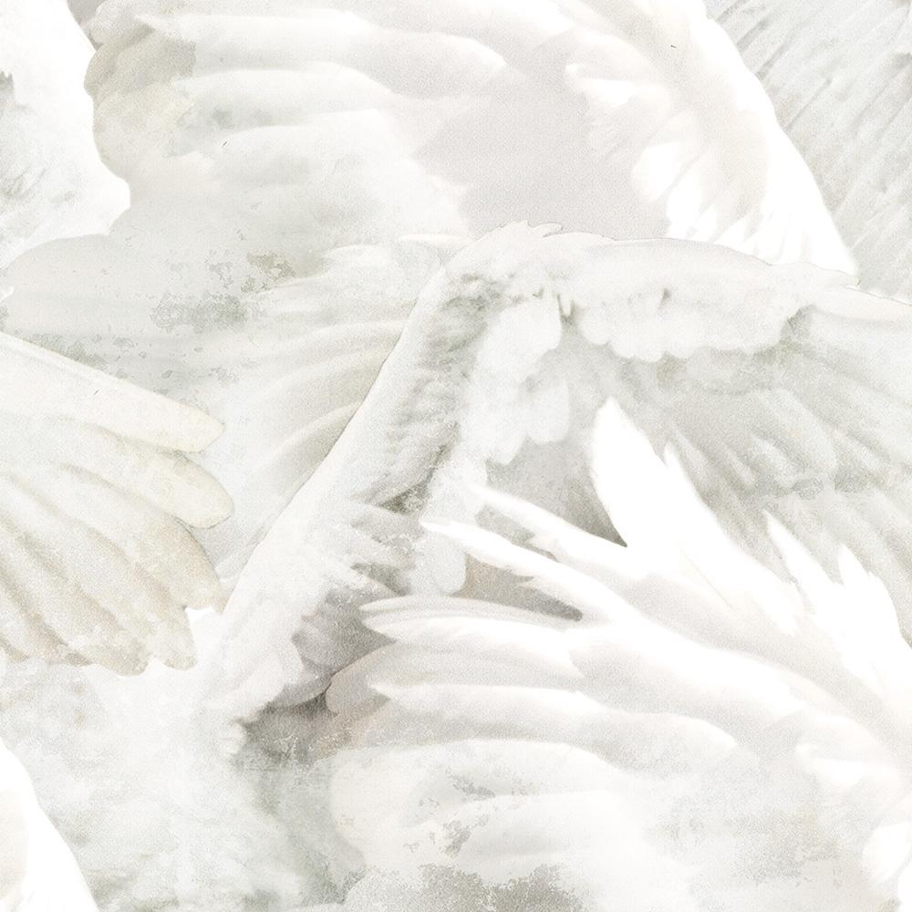 carta da parati wings