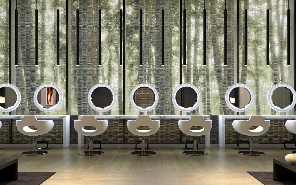 Arredamento per parrucchieri - Gamma & Bross